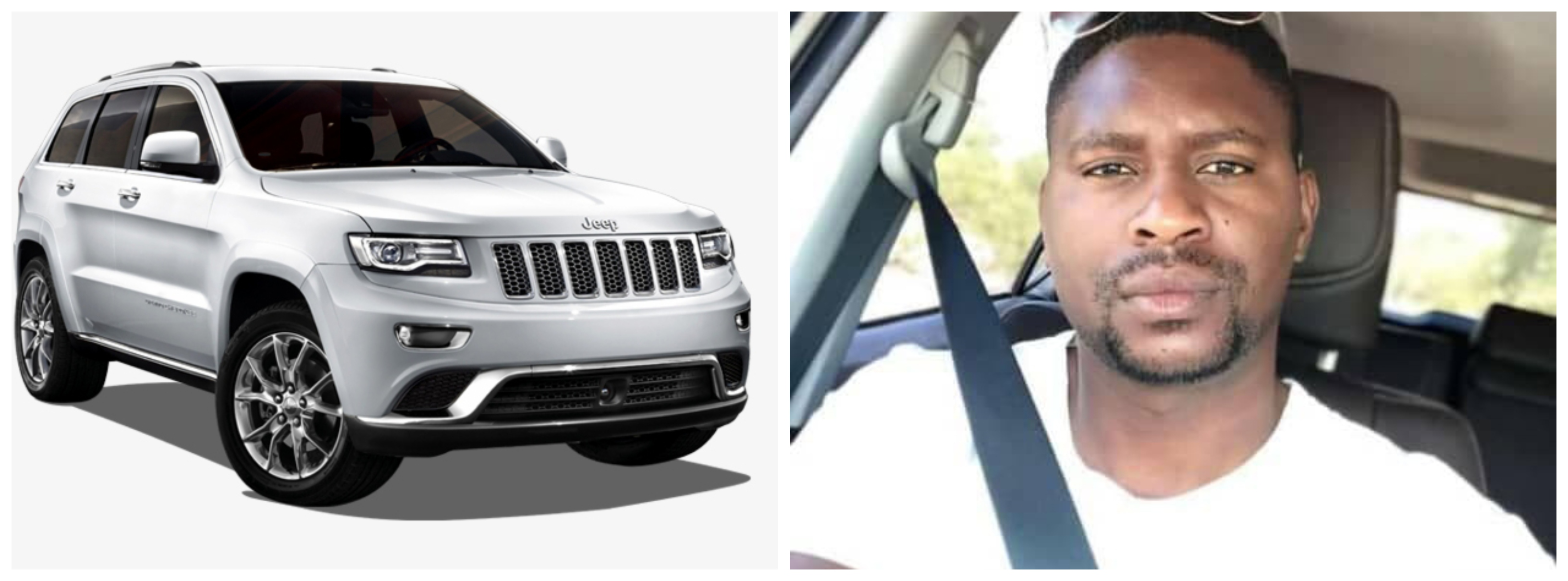 Man buys new Jeep with fake documents