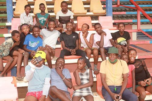 Mboma focuses on her studies… decries state of Rundu sports stadium
