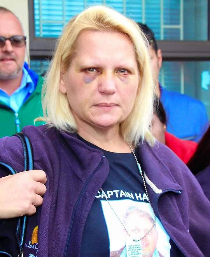 Möller widow narrates her ordeal