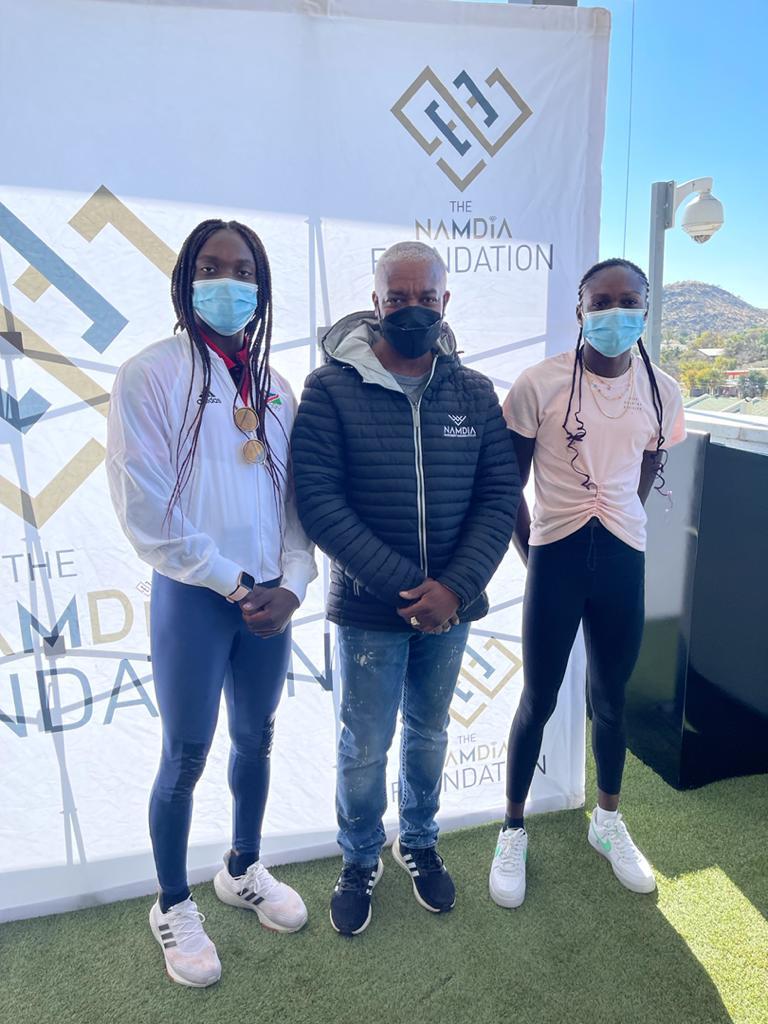 NAMDIA throws weight behind Athletics Namibia