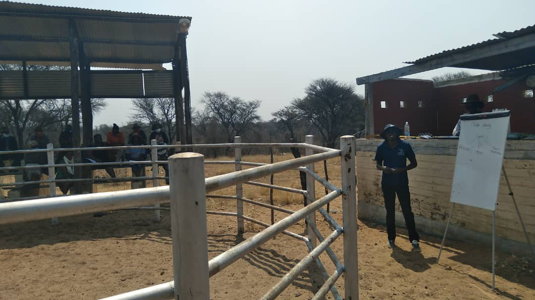 Farmers warm up to Agribank training