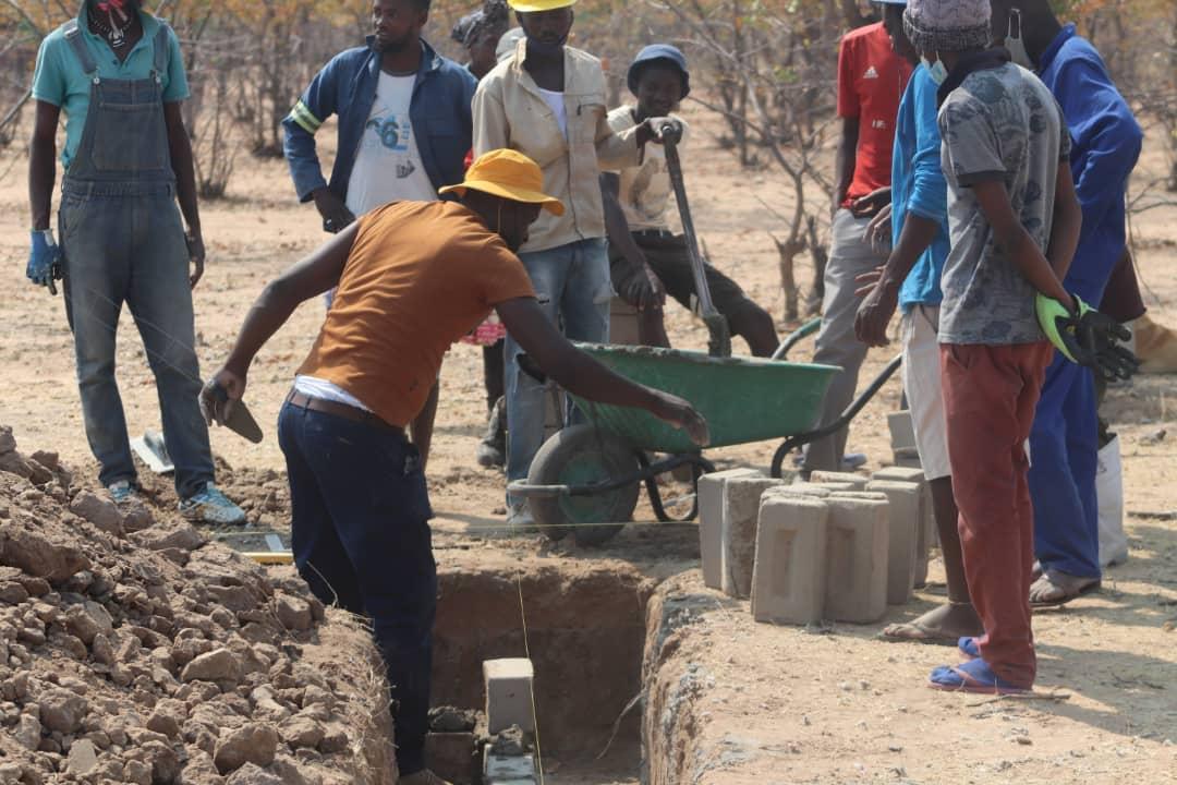 Oshiputu lays community clinic foundation