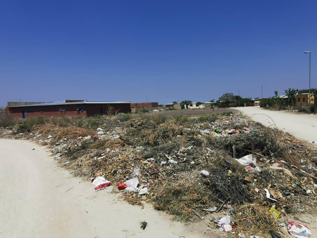 Unroadworthy fleet leaves town drowning in waste