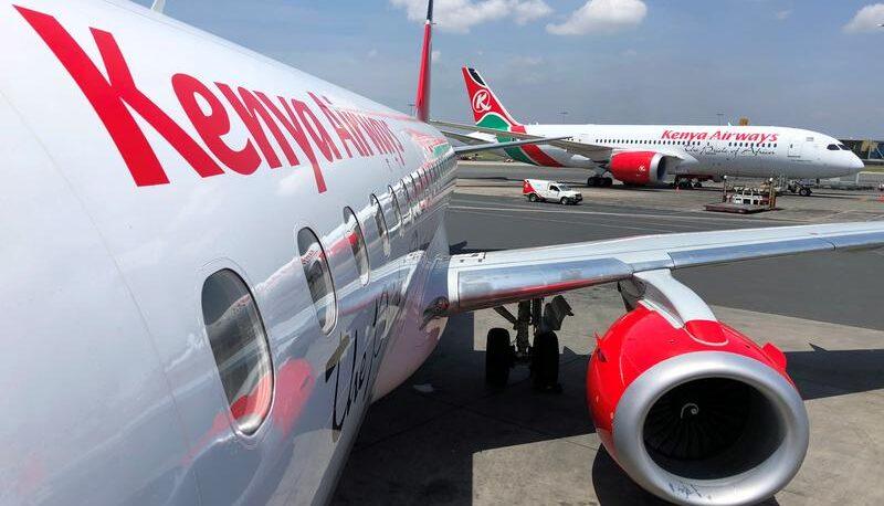 Kenya Airways goes cashless