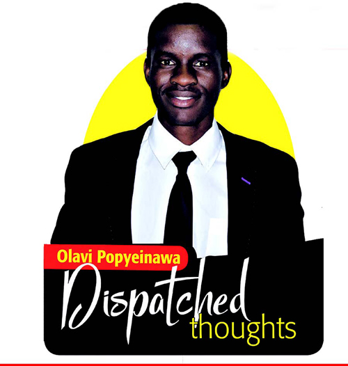 Dispatched thoughts - Let's not point fingers
