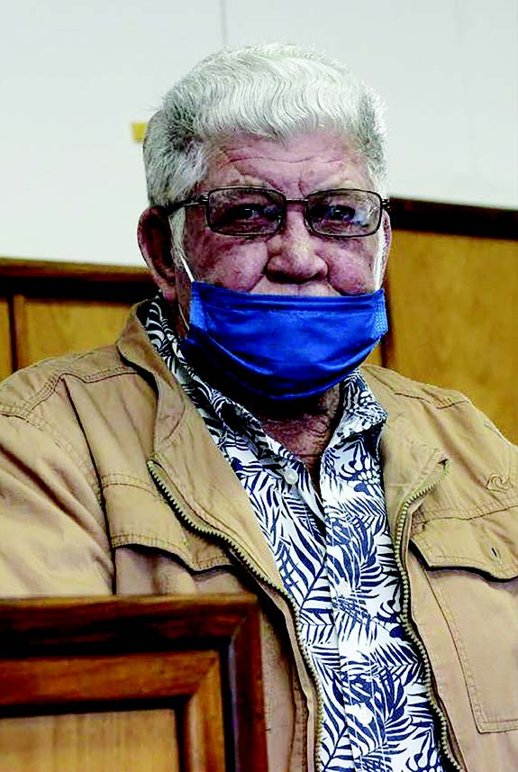 Court shows mercy to convicted pensioner
