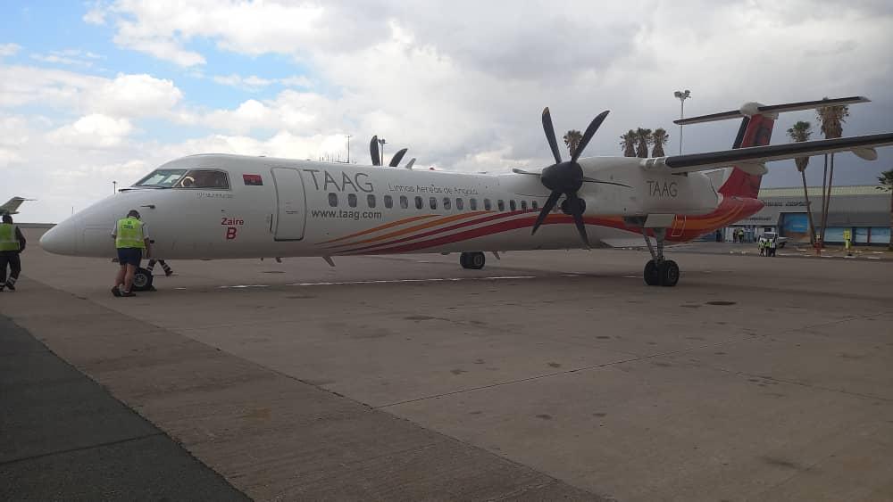 TAAG Angola resumes Windhoek flights