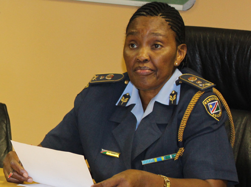 Oshana sees reduction in crime with curfew