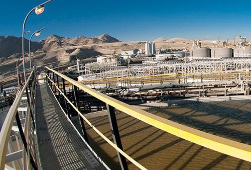 Langer Heinrich Uranium still awaits recovery of uranium prices